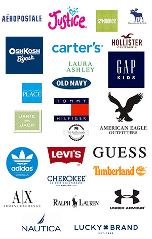 Popular Cloth Brands In Usa
